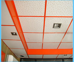 False Ceiling with fittings work in ludhiana punjab