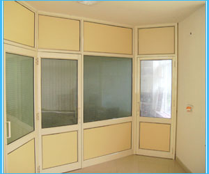 Office Partitions Work in Ludhiana Punjab