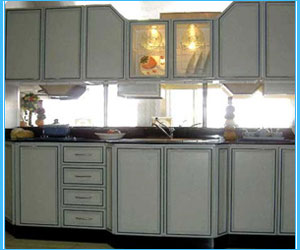 Modular Kitchen and Aluminium Kitchens manufacturer in Ludhiana Punjab